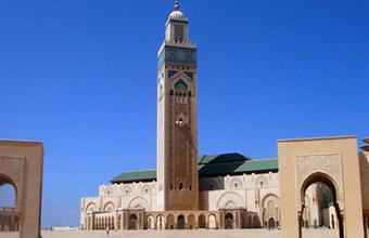 Casablanca Moschea HassanII