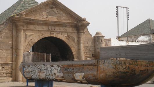 Escursione a Essaouira da Marrakech: porto