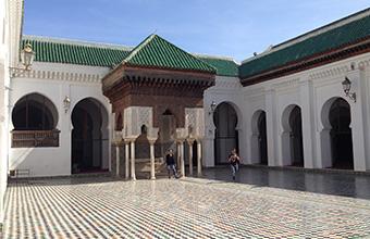 Fes - Università al-Qarawiyyin