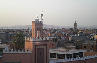 Marrakech città