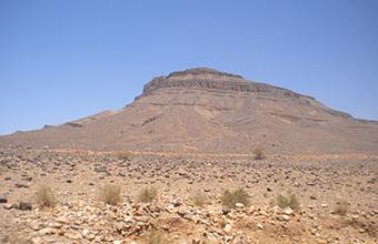 Merzouga valle