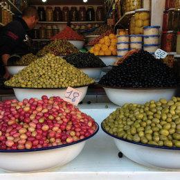 Mercato in Marocco
