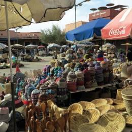 Mercato Marocco