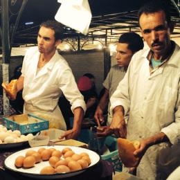 Cucina Tour Marocco