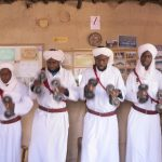 Berberi che suonano