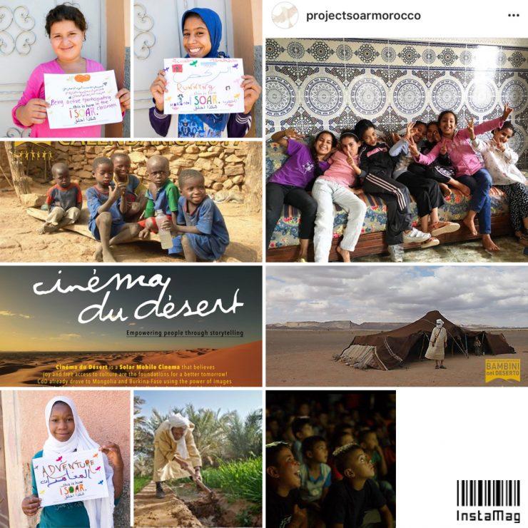 fare del bene ai bambini: Project Soar Morocco