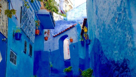 Chefchaouen, città blu
