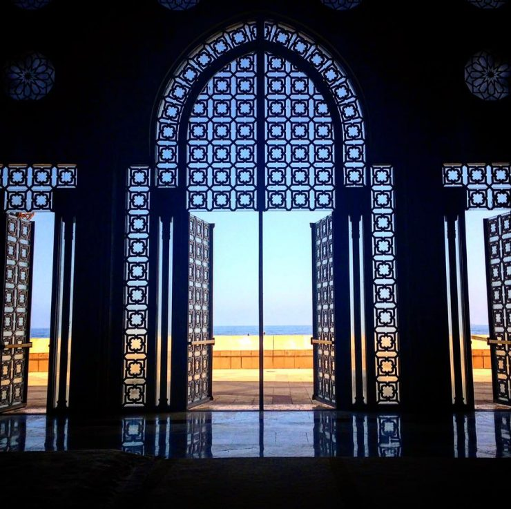 Moschea di Hassan II - Casablanca
