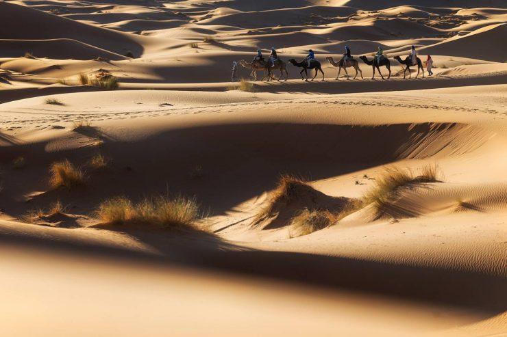 Il deserto da fotografare